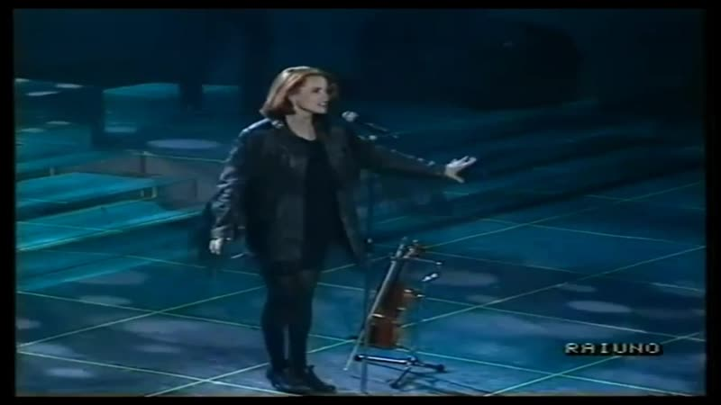 BELINDA CARLISLE La Luna Sanremo'90