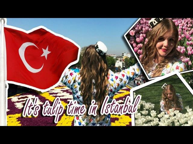 Its tulip time in Istanbul! 🌷Istanbulda lale zamani! 🌷Истанбулда лале заманы! 🌷