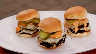 This Smash Burger Will Win Your Next BBQ