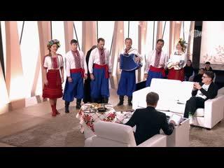 Ансамбль Любо-Мило в программе Судьба человека на телеканале Россия 1.