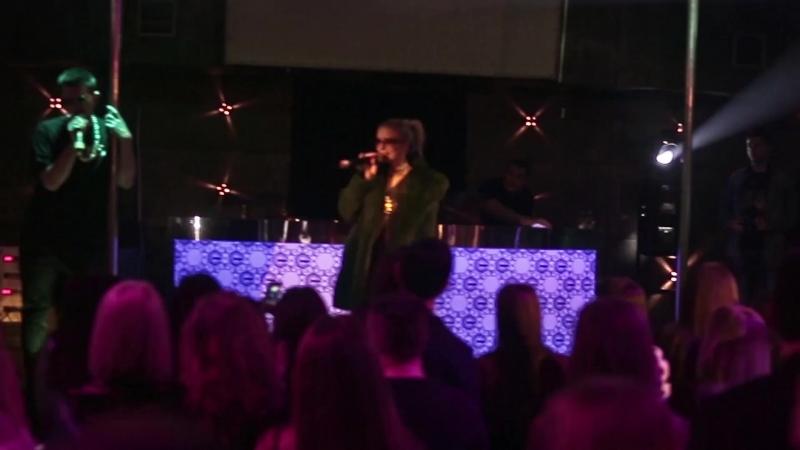 Бамбинтон - Egoist Palace (Live)
