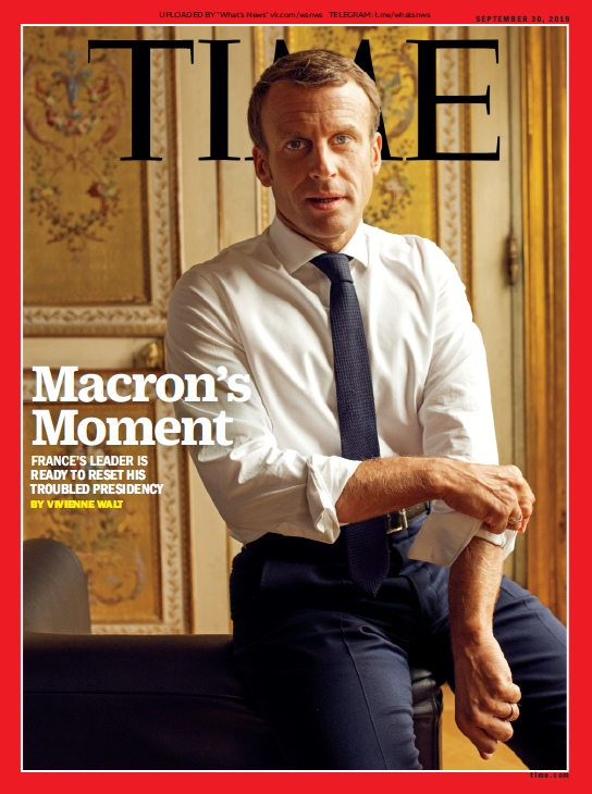 Time International - 30.09.2019