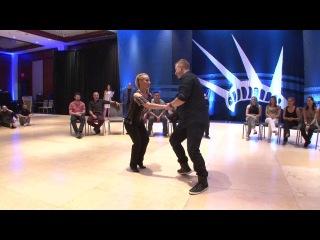 Liberty Swing 2016 Johnvitational Jack & Jill Kyle Redd & Sarah Vann Drake
