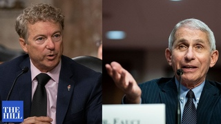 Six times Fauci and Rand Paul clashed in hearings