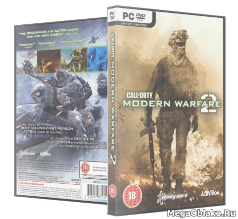Call of Duty: Modern Warfare 2 [LAN/IW4X] (2009) PC | RePack от Canek77