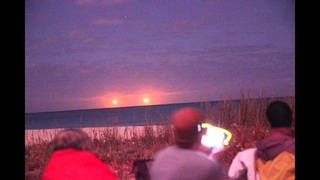 Steven Greer CE-5 UFO Sighting:  Vero Beach FL  February, 2015