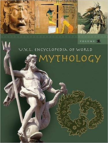 Encyclopedia of World Mythology by Gale