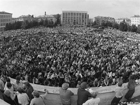 Новочеркасский расстрел Восстание рабочих в Советском Союзе Документальный фильм