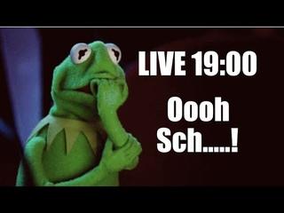 LIVE 19:00 Uhr - Jetzt wird's WILD