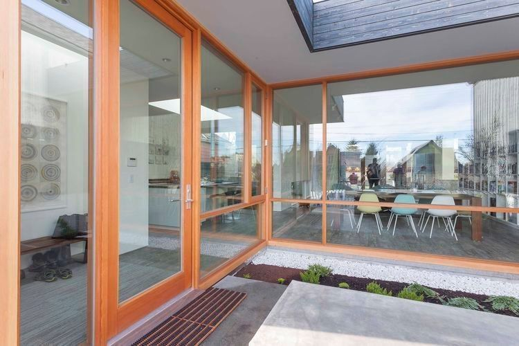 The House by Heliotrope Architects and Dovetail General Contractors,  Seattle's Capitol Hill