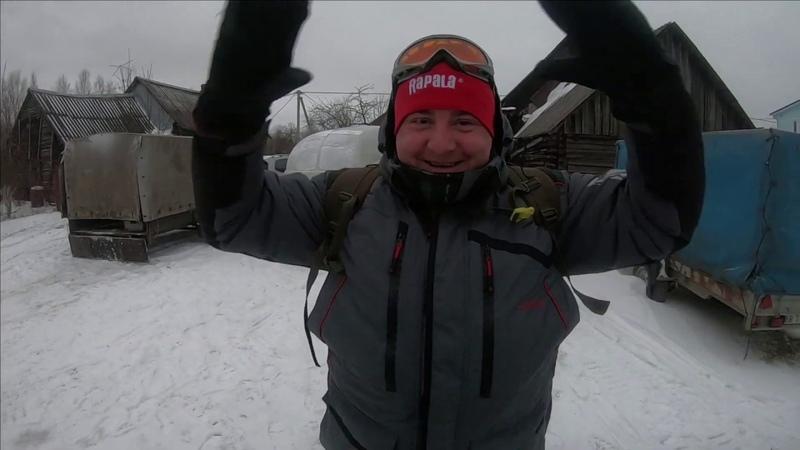 Наконец то нормальная зимняя рыбалка на Ладоге 2020 февраль