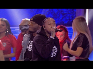 "Tyga - ""Temperature"" (Nick Cannon Presents Wild 'N Out)"