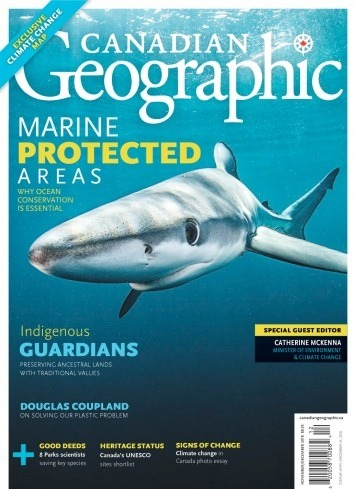 Canadian Geographic - NovemberDecember 2018