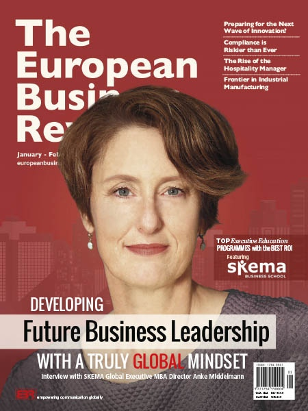 The European Business Review 01.02 2020