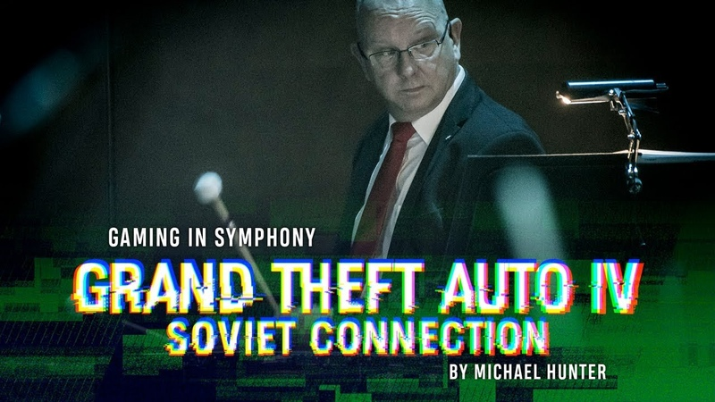 Grand Theft Auto IV: Soviet Connection The Danish National Symphony Orchestra (LIVE)