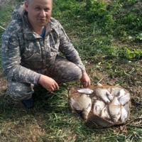 Фотография страницы Вадима Макеева ВКонтакте