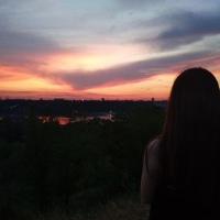Фотография страницы Юлии Осадчой ВКонтакте