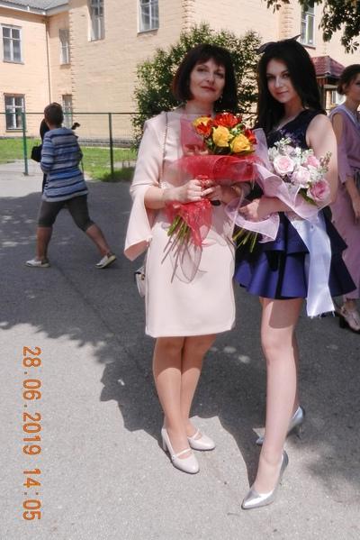 Людмила Долгова, Киев