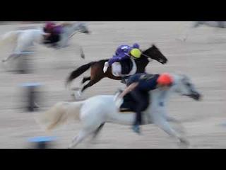Mounted Games - Italian Individual Championship 2020 - Nicole & Belinda