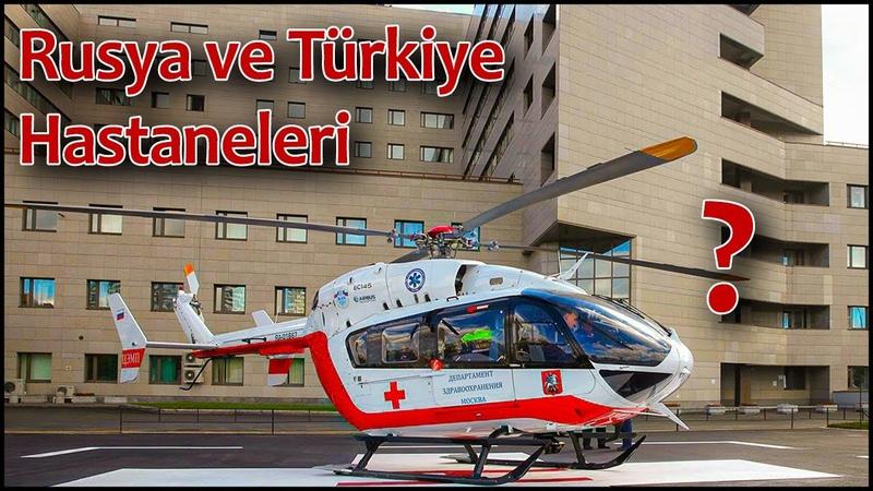Rusya Son Haberler - Rusya Sağlık Sistemi Alarm Veriyor - Rusya ve Türkiye Hastaneleri