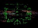 HUD Head Up Display landing B737NG
