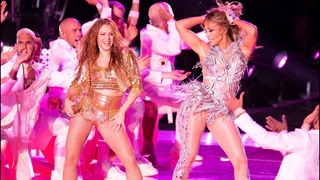 & Shakira | 4K - Super Bowl LIV Halftime (FULL HD AUDIO SHOW/ BEHIND THE SCENES/REHEARSALES )