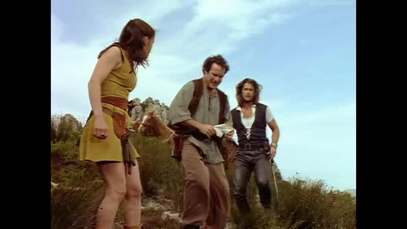 Приключения Синдбада 2 сезон 18-22 серии (1996-1998)