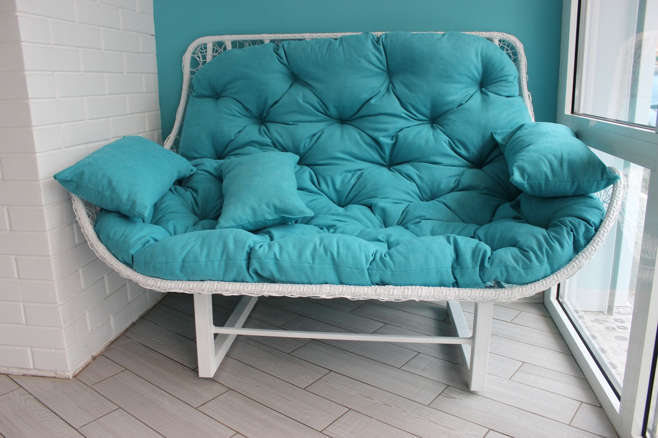 Двухместный диван Земля-2