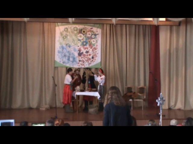 СвятвечірЗірка засяяла фольклорно-обрядовий колектив Ластівя