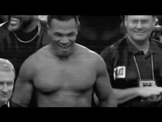 Tyson angry moments rage inside by mike