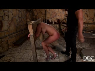 Sienna Day - Ropes, Whip  Ass Fucking Her Tight Anus Needs A Hard-on