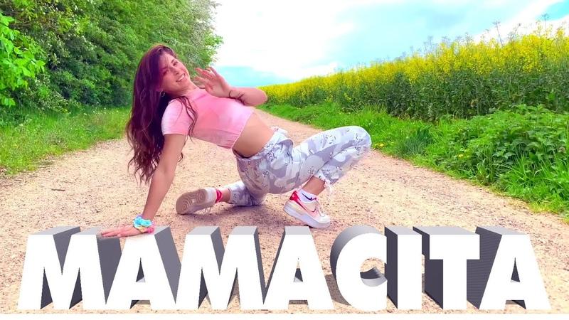Black Eyed Peas Ozuna J Rey soul MAMACITA Street Dance Sabrina Lonis Choreo ft Kids