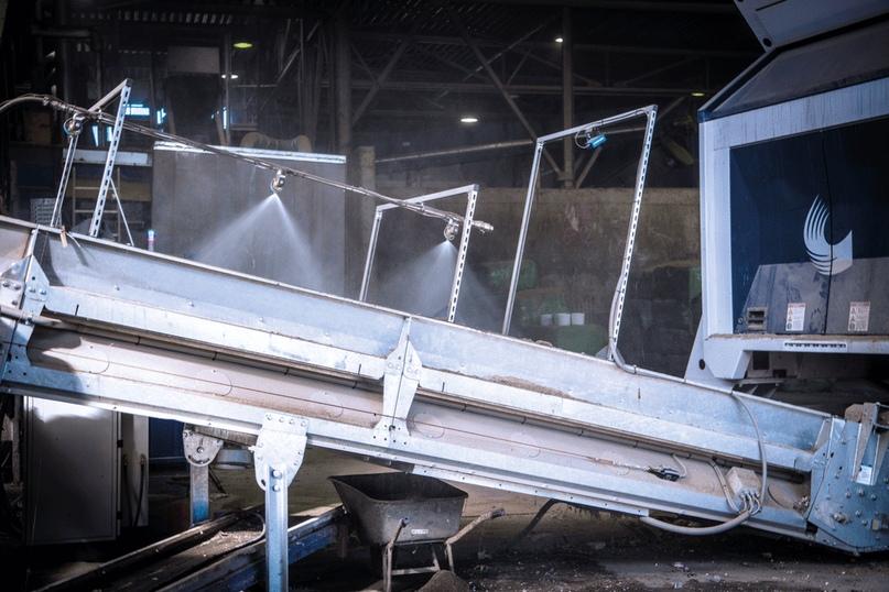 Активное предотвращения пожаров, вызванных поврежденными батарейками при производстве RDF, изображение №1