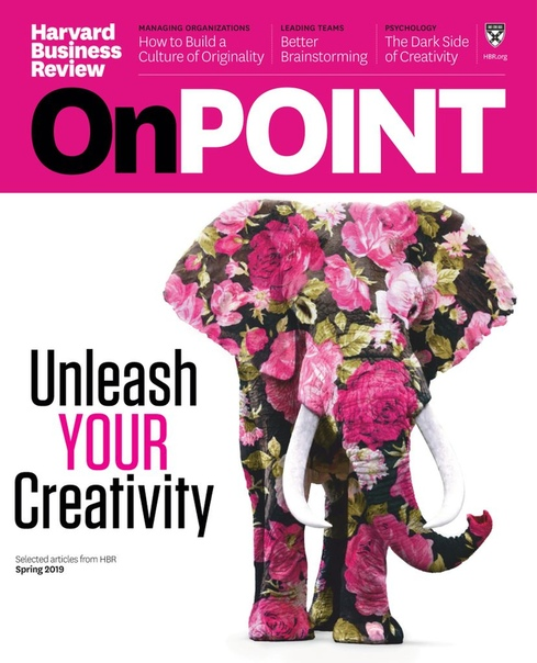2019-03-01 Harvard Business Review OnPoint