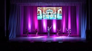 Образцовый хореографический коллектив «Радуга» - Восточный танец из балета «Щелкунчик»