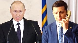 Позвони мне, позвони! Почему Путин отказался разговаривать с Зеленским?