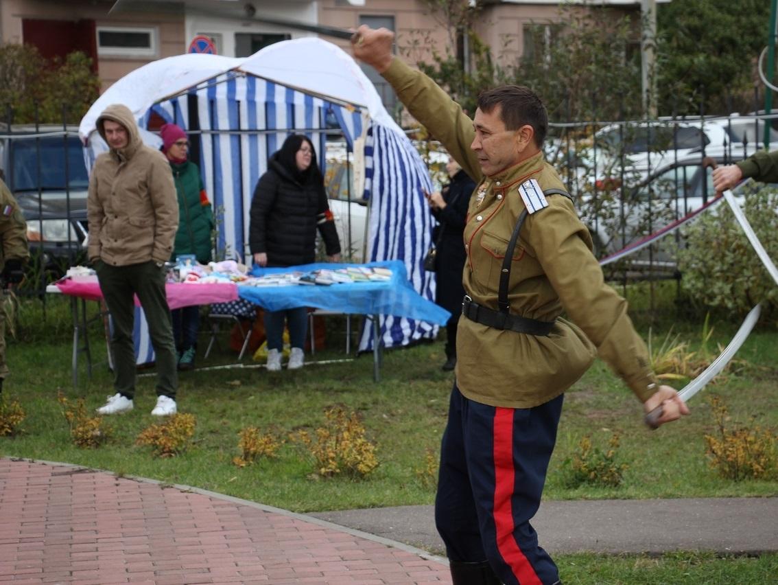 Праздник Покрова Пресвятой в районе Новокосино