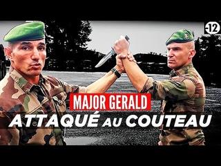 "Major Gérald :""On a voulu me tuer avec un couteau"" + GregMMA"