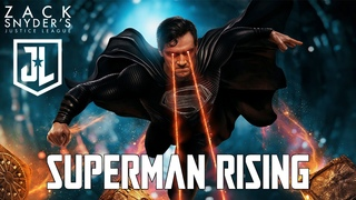 Zack Snyder's Justice League: Superman Rising x Flight | EPIC VERSION (Man of Steel)