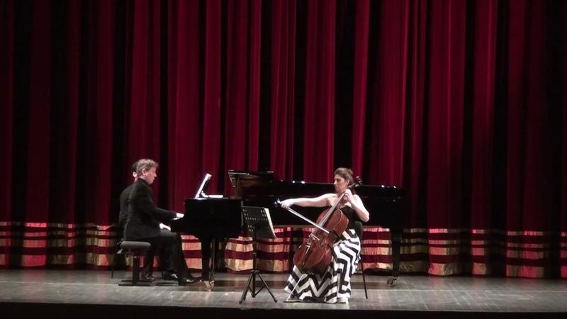 Schumann. Fantasiestücke op.73. Stephane Blet, Piano Sedef Erçetin Atala, Cello