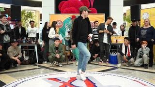 On The Ground Dance Battle 2021   Judge Showcase Popping   Jan Voinov