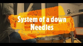 System of a down - Needles - drumcover by Evgeniy sifr Loboda