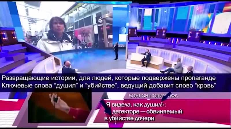 Пропагандисты первого канала обделались в прямом эфире Вырезанная часть из передачи ВРЕМЯ ПОКАЖЕТ Распространяй