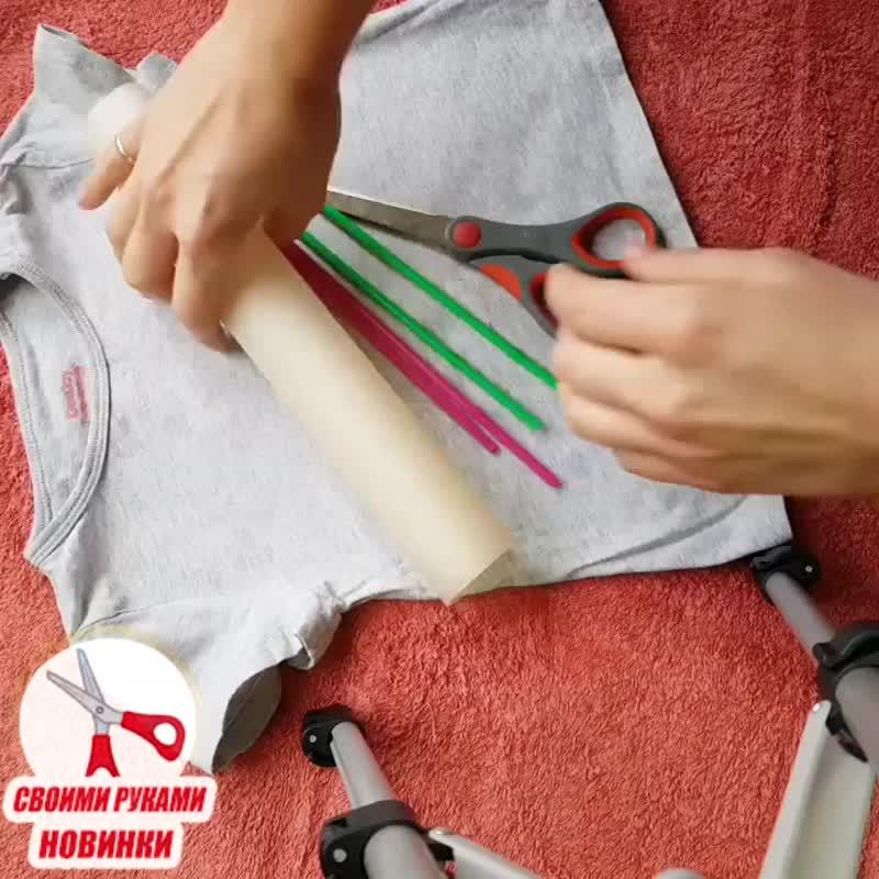 украшение футболки