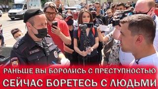 💥НИКОЛАЙ БОНДАРЕНКО: ВЫ СЛУЖИТЕ НЕ НАРОДУ, А ЧИНОВНИКАМ.Народный сход в поддержку⚡Грудинина в Москве