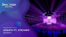 Aghata ft. XTechno - Skibidi. Appaloosa Plains | LIVE | Grand Final - Simsovision 2019
