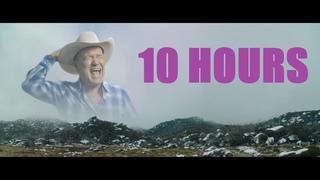 ОРУЩИЙ КОВБОЙ 10 ЧАСОВ / SCREAMING COWBOY 10 HOURS