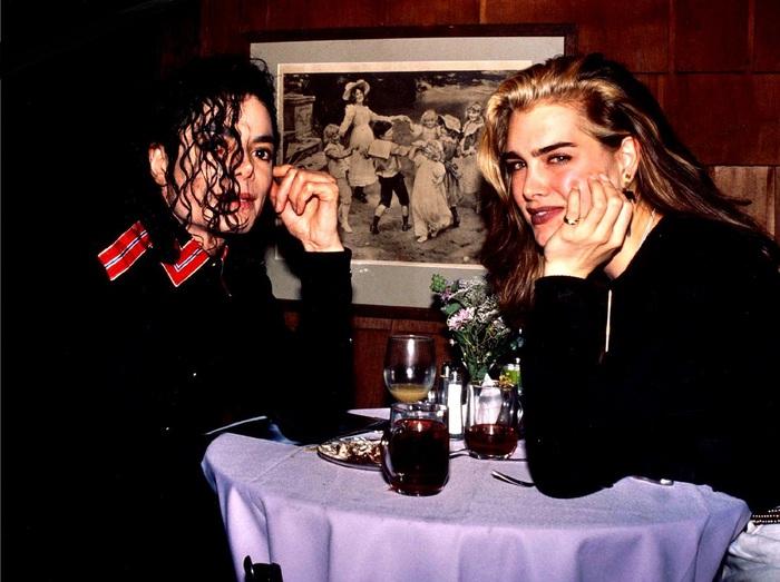 Дамы сердца Майкла Джексона. Брук Шилдс., изображение №5