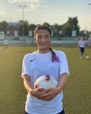 С Днём Рождения, Анжела 🥳  Сегодня отмечает день рождения защитник нашей команды - Цаканян Анжелика