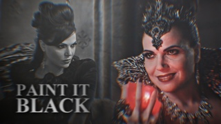 ● Witch's Crown • Paint It Black • Once Upon A Time